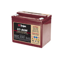 Trojan 12v 33ahr AGM Deep Cycle Battery