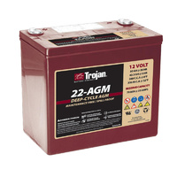 Trojan 12v 50ahr AGM Deep Cycle Battery
