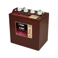 Trojan 8v 190ahr Flooded Deep Cycle Lead Acid Battery (T-890)
