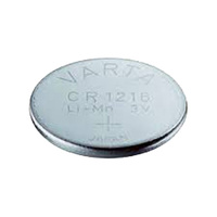 Varta CR1216 Primary Lithium Button Cell Battery