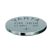 Varta CR1616 Primary Lithium Button Cell Battery