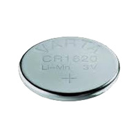 Varta CR1620 Primary Lithium Button Cell Battery
