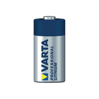 Varta CR123A 3v Specialised Lithium Battery - Carton Lots