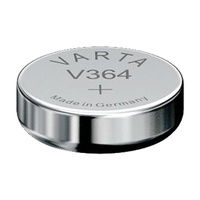 Varta V364 SR60 1.55v Silver Oxide Watch Battery
