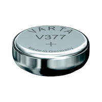 Varta V377 SR66 1.55v Silver Oxide Watch Battery
