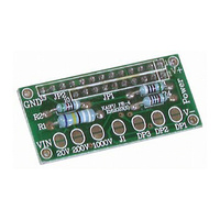 Add-on Board For Panel Voltmeter MPM200MV