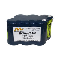 Aftermarket VAX VS-101 7.2v 17ahr NiCD Replacement Battery