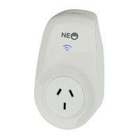 Neo Wi-Fi Controlled Mains Power Socket