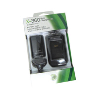 Aftermarket Xbox 360 USB Charger and Two Battery Package