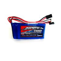 Zippy Flightmax 2s 1100mah LiFe Receiver Pack