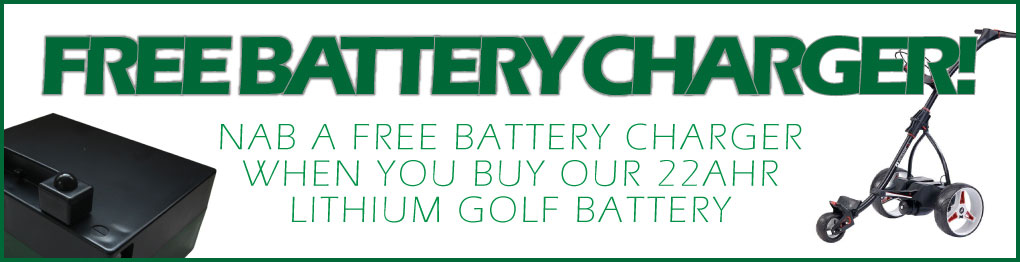 Golf Battery Sale