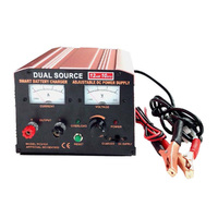 Power Train 12v 10a Battery Charger and Variable PSU