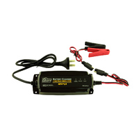 Power Train 12v 3 Stage 4a Set and Forget Lead Acid Battery Charger