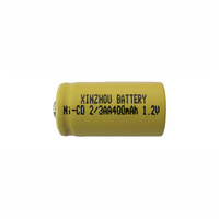 No Name 400mah 2/3AA Ni-Cd Battery