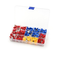 280 Piece Assorted Electrical Crimp Terminal Pack