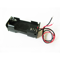 AAA x 4 Battery Holder (Square)