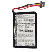 Aftermarket TomTom Go 740, 750 Compatible Battery