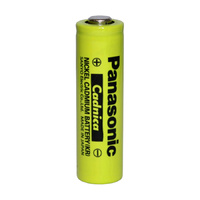 Panasonic 1.2v 500mah NiCD High Temperature AA Battery