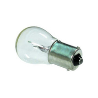 Indicator Bulb 12v 21w Clear Ba15s (Single)