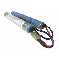 Airsoft 9.6v 1500mah Split Stick Battery Pack