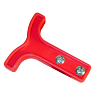 Anderson Handle and Hardware for SB120 Red