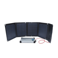 Voltaic Arc 20w Laptop Tablet Solar Charger and Power Bank