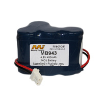 Generic 4.8v Baby Monitor Battery