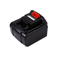 Black and Decker 14.4v 5000mah Li-Ion Compatible Power Tool Battery
