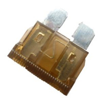 Standard 40a ATS Blade Fuse Brown (Box of 50)