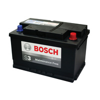 Bosch S3 Premium DIN66L Automotive Battery 560cca