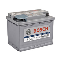 Bosch S6 560cca 50ahr AGM Stop Start Battery