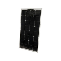 150W 12v Semi Flexible Solar Panel with DF Technology