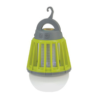 180 Lumen LED Lantern with Mosquito Zapper