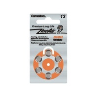 Camelion A13 Zinc Air Hearing Aid Battery