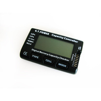 Battery Capacity Meter and Voltage Checker | 2-7s