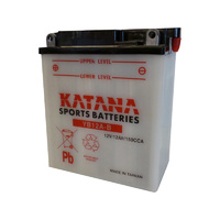 Katana YB12A-B Motorcycle Battery