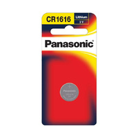 Panasonic 3v 1616 Lithium Button Cell Battery