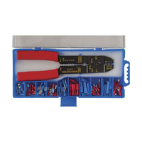 Automotive Crimping Tool and Connector Pack