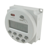 DC 12v Programmable Digital Timer Module
