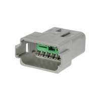 12 Way Deutsch Female Connector (10 Pack)