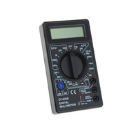 Economical Compact Digital Multimeter for the Beginner
