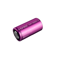 EFest IMR 3.7v 700mah 10.5a High Drain 18350 Battery