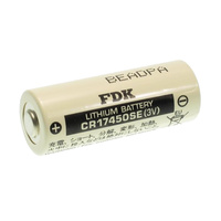 FDK 3v 2500mah 9/10 A Size Industrial Lithium Battery