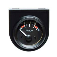 Automotive 52mm Voltmeter Gauge