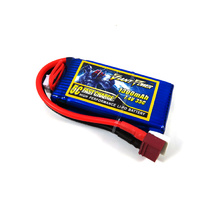 Giant Power 2s 7.4v 1300mah 25c
