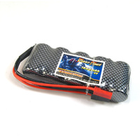 Giant Power 6v 1600mah 2/3A Flat Style NiMH Battery Pack
