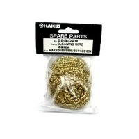Hakko Coil Wire Refill for 599B Tip Cleaner