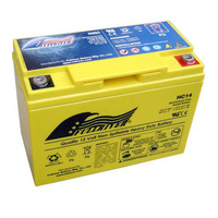 Fullriver 12v 185ccA Cranking AGM Sealed Lead Acid Battery