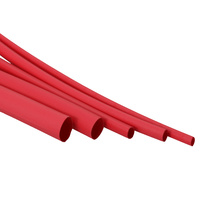 Dual Wall 3mm Heatshrink Tubing Red (1.2m)