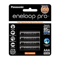 Sanyo Eneloop XX 950mah Ready To Use AAA Battery (4 Pack)